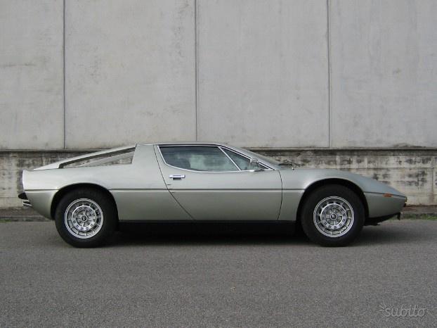 Venduto Maserati Merak 2000 gt - 1980 - auto usate in vendita