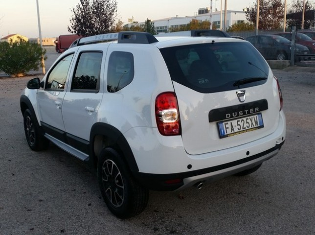 sold dacia duster urban explorer 4 used cars for sale autouncle. Black Bedroom Furniture Sets. Home Design Ideas