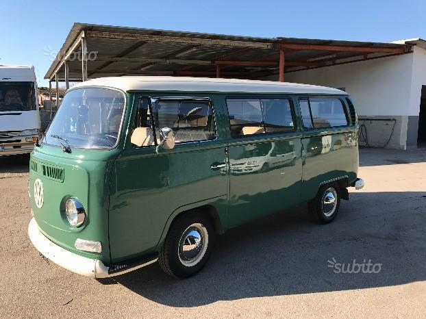 T1 compra vw t1 usate 4 auto in vendita autouncle for Furgone anni 70 volkswagen