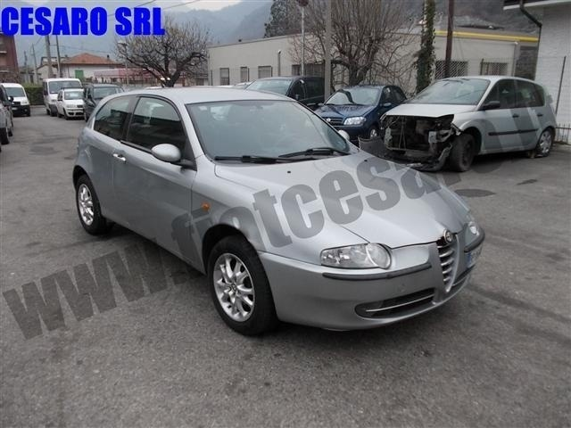 sold alfa romeo 147 1471 9 jtd 115 used cars for sale autouncle. Black Bedroom Furniture Sets. Home Design Ideas