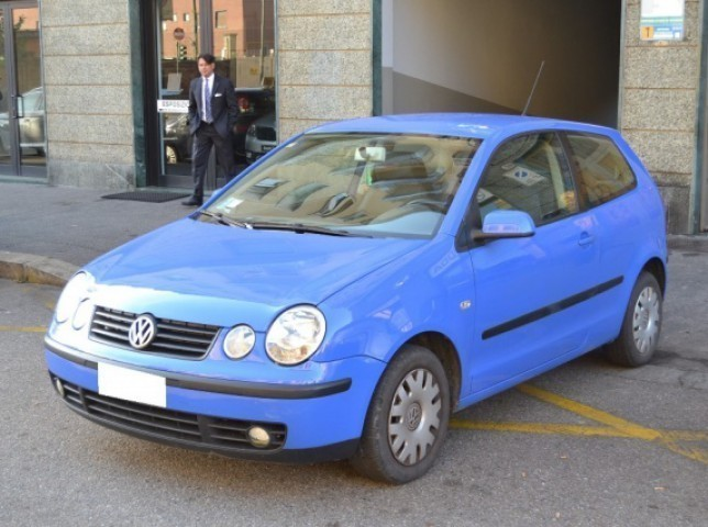 sold vw polo 1 9 sdi 3p used cars for sale autouncle. Black Bedroom Furniture Sets. Home Design Ideas