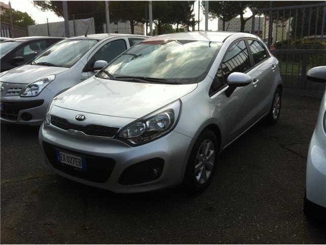 sold kia rio 1 2 cvvt 5p active used cars for sale autouncle. Black Bedroom Furniture Sets. Home Design Ideas