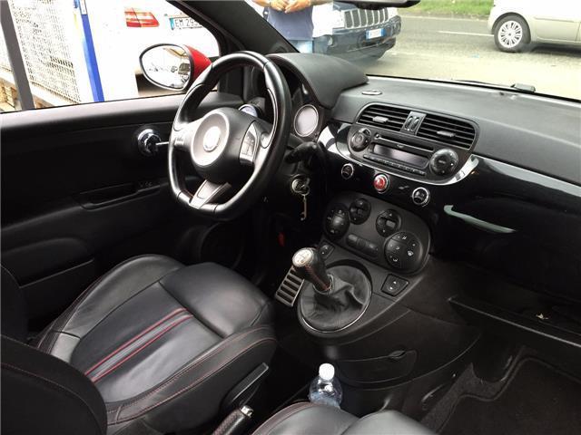 Venduto Fiat 500 Abarth Fari Xenon Pe Auto Usate In Vendita