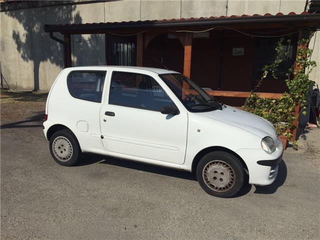 sold fiat 600 xs anno 2001 used cars for sale autouncle. Black Bedroom Furniture Sets. Home Design Ideas