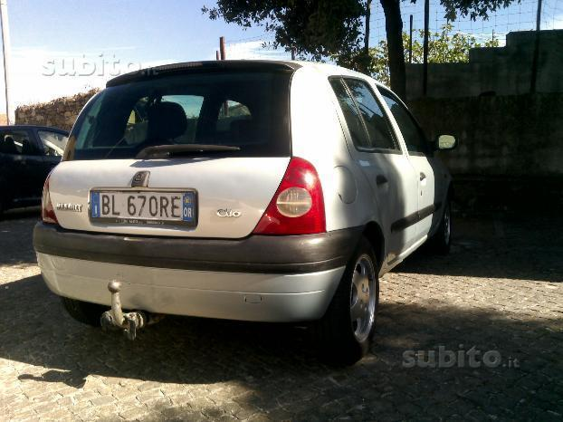 sold renault clio 2 serie 1 9 d used cars for sale autouncle. Black Bedroom Furniture Sets. Home Design Ideas