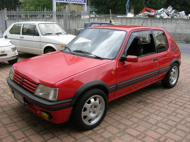 sold peugeot 205 gti 1 9 used cars for sale autouncle manuale peugeot 3008 anno 2014 manuale peugeot 3008 business