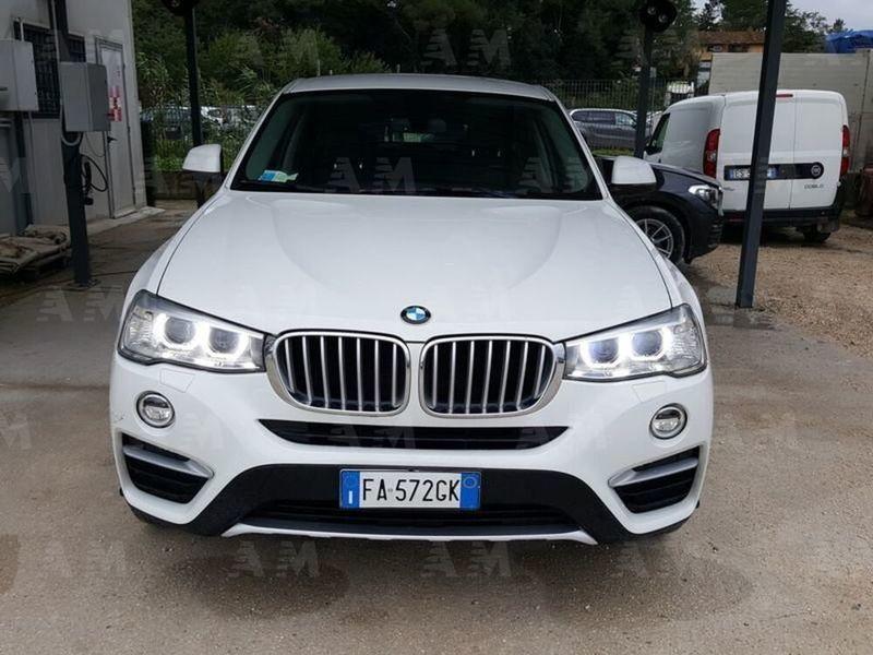 Venduto BMW X4 xDrive 20d xLine Autom. - auto usate in vendita