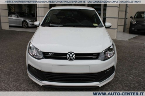 sold vw polo 1 6 tdi 105cv 5p r li used cars for sale autouncle. Black Bedroom Furniture Sets. Home Design Ideas