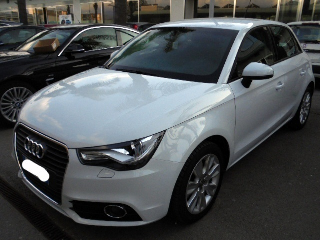 sold audi a1 spb 1 6 tdi 105 cv am used cars for sale autouncle. Black Bedroom Furniture Sets. Home Design Ideas
