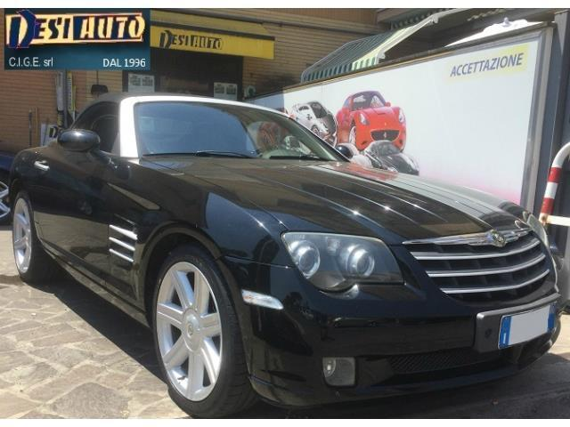 chrysler crossfire usata 67 chrysler crossfire in vendita. Black Bedroom Furniture Sets. Home Design Ideas