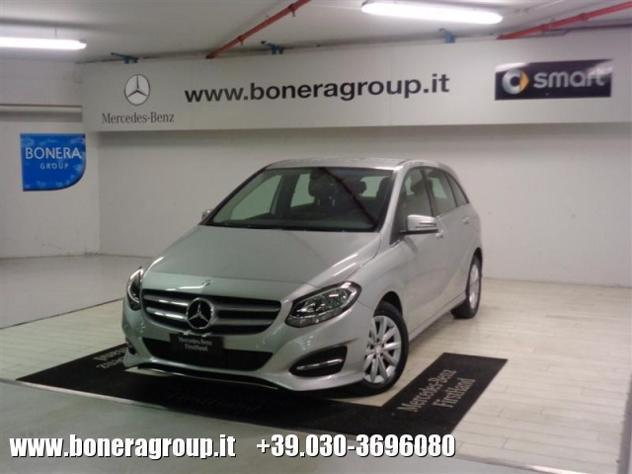 usata Mercedes B160 Classe Bd Business