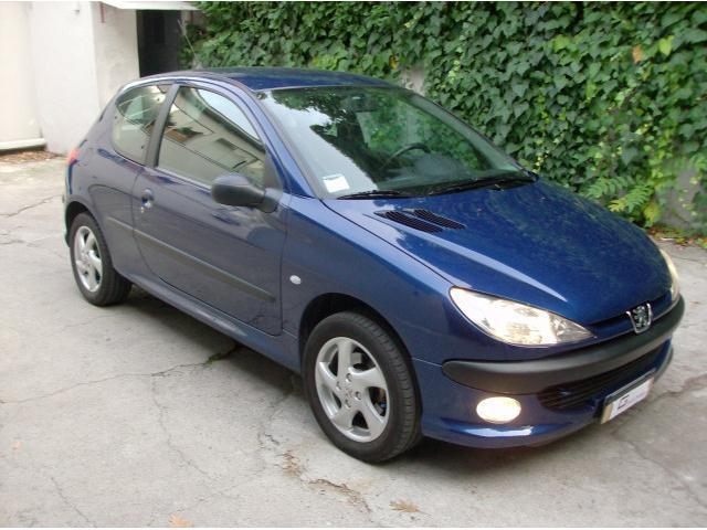 sold peugeot 206 hdi 90 xs used cars for sale autouncle. Black Bedroom Furniture Sets. Home Design Ideas