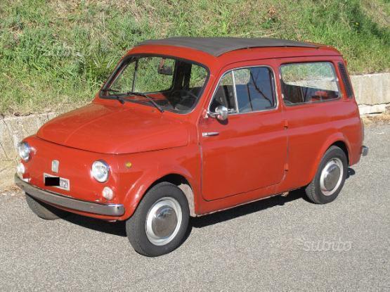 Venduto Fiat 500 Giardiniera Autobia Auto Usate In Vendita