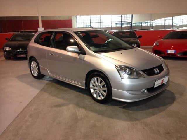 usata Honda Civic 1.7 16V CTDi cat 3 porte Sport