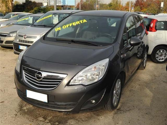 usato meriva1 7 cdti aut cosmo opel meriva 2011 km 118. Black Bedroom Furniture Sets. Home Design Ideas