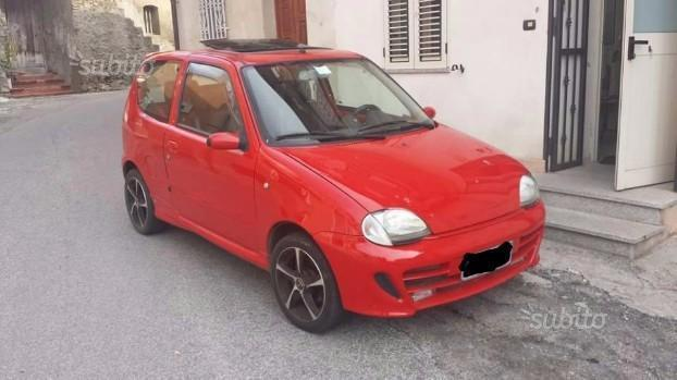 Sold Fiat 600 sporting-giannini - used cars for sale
