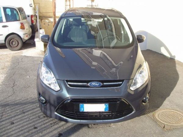 sold ford c max 7 1 6 tdci 115cv t used cars for sale autouncle. Black Bedroom Furniture Sets. Home Design Ideas