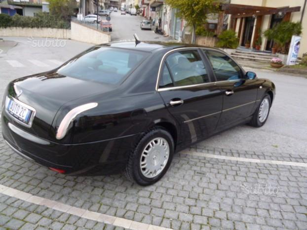 sold lancia thesis 2 4 jtd 20v exe used cars for sale. Black Bedroom Furniture Sets. Home Design Ideas
