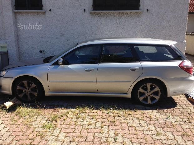 Sold Subaru Legacy 2 170 3 170 Serie Used Cars For Sale