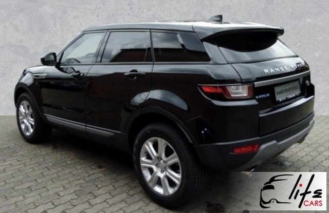 sold land rover range rover evoque used cars for sale autouncle. Black Bedroom Furniture Sets. Home Design Ideas