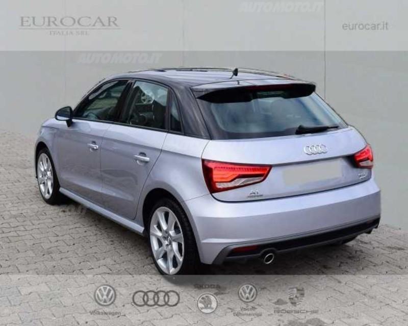 Audi a3 sportback s line usata prezzo 15