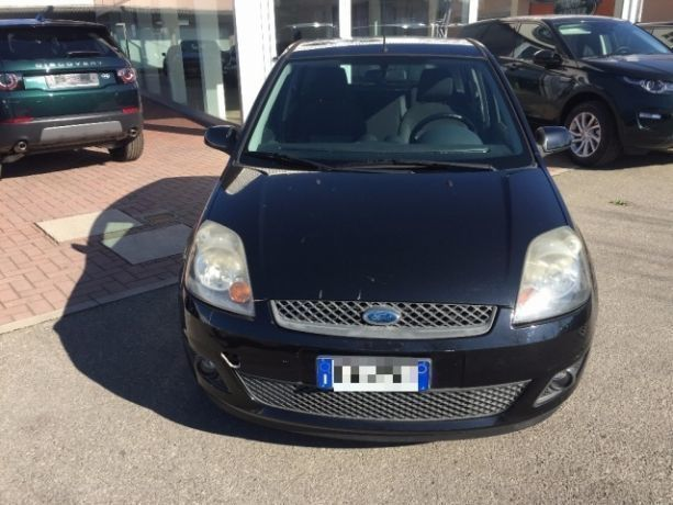 usata Ford Fiesta 1.2 16V 5p. Ghia rif. 7573089