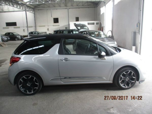 sold ds automobiles ds3 cabriolet used cars for sale autouncle. Black Bedroom Furniture Sets. Home Design Ideas