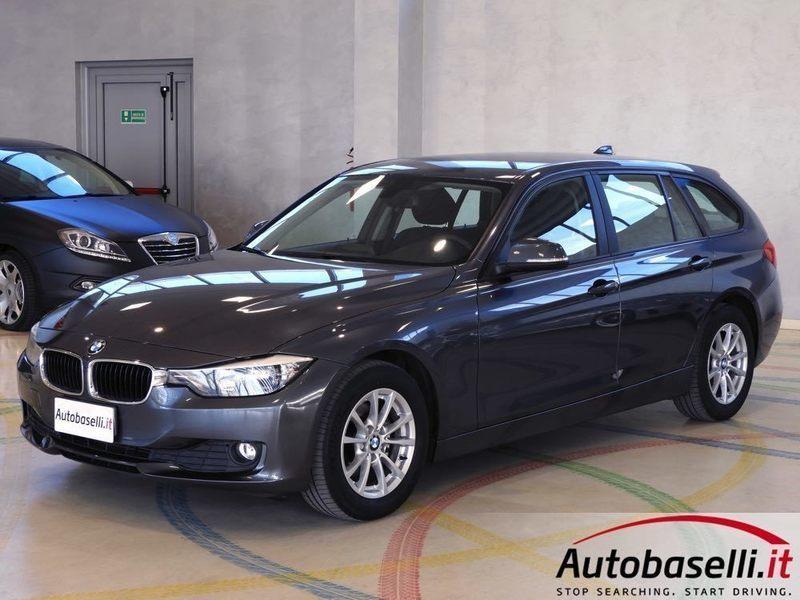 usata BMW 318 D TOURING BUSINESS AUTOMATICA