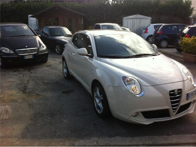 sold alfa romeo mito mito 1 4 t used cars for sale autouncle. Black Bedroom Furniture Sets. Home Design Ideas
