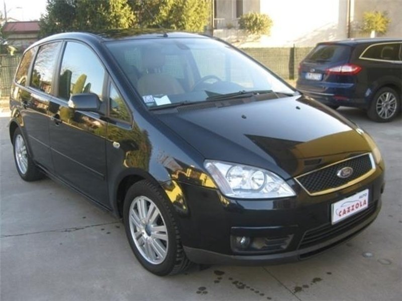 sold ford c max 1 8 tdci 115 cv ti used cars for sale autouncle. Black Bedroom Furniture Sets. Home Design Ideas