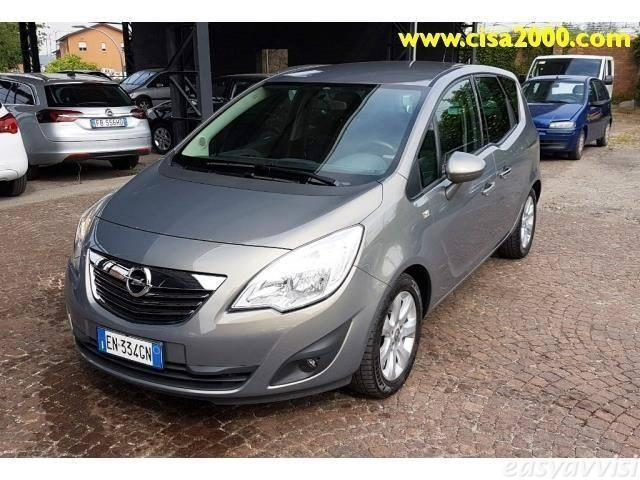 usato 1 7 cdti 110cv s s cosmo opel meriva 2012 km in bologna bo. Black Bedroom Furniture Sets. Home Design Ideas
