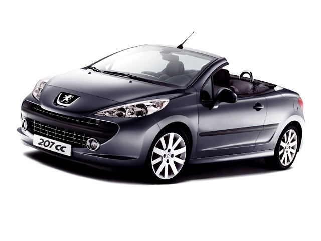 sold peugeot 207 cc feline gpl ese used cars for sale autouncle. Black Bedroom Furniture Sets. Home Design Ideas