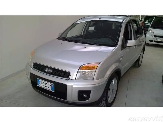 usata Ford Fusion 1.4 TDCi Collection