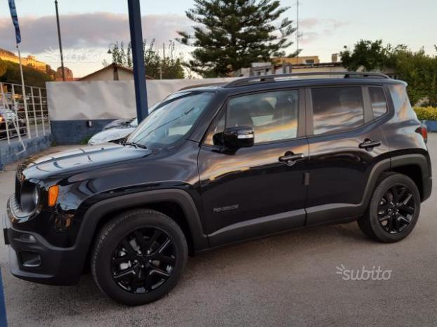 Sold Jeep Renegade 1 6 Mjt 120cv D Used Cars For Sale