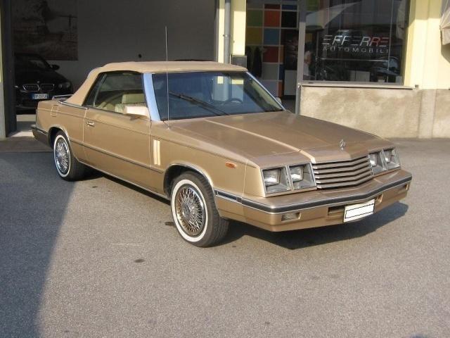 sold chrysler le baron cabrio used cars for sale. Black Bedroom Furniture Sets. Home Design Ideas