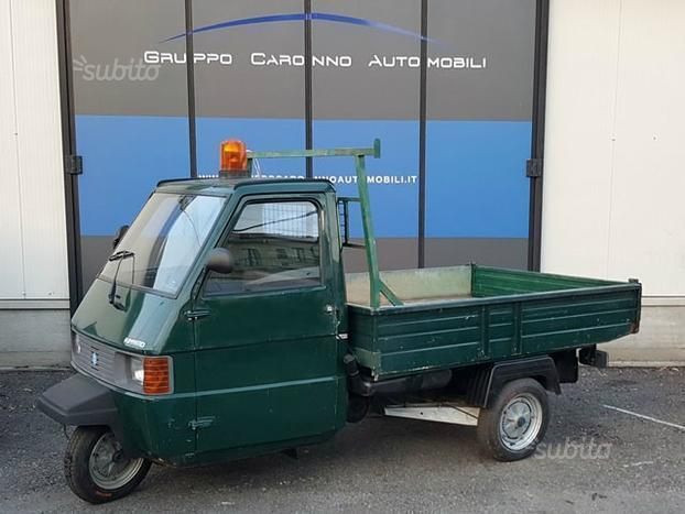 piaggio ape tm usata 4 piaggio ape tm in vendita autouncle. Black Bedroom Furniture Sets. Home Design Ideas