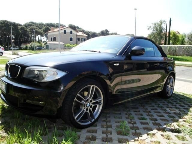 usato d cat futura bmw 120 cabriolet 2011 km in firenze fi. Black Bedroom Furniture Sets. Home Design Ideas