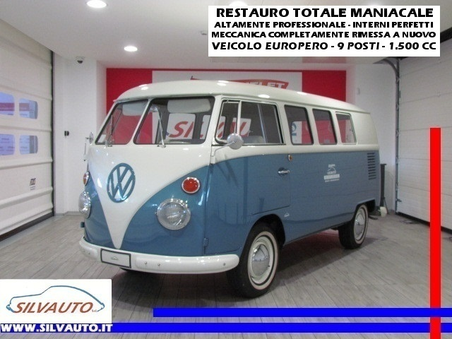 Vw t2 usata 22 vw t2 in vendita autouncle for Furgone anni 70 volkswagen