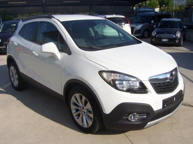 sold opel mokka turbo gpl tech 140 used cars for sale. Black Bedroom Furniture Sets. Home Design Ideas