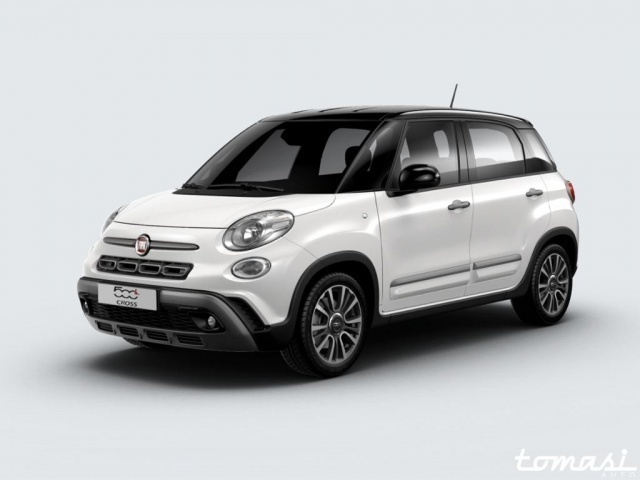 sold fiat 500l 1 4 95 cv cross used cars for sale autouncle. Black Bedroom Furniture Sets. Home Design Ideas