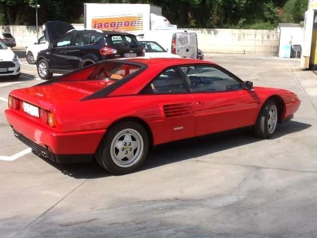 sold ferrari mondial 1989 used cars for sale autouncle. Black Bedroom Furniture Sets. Home Design Ideas