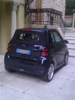 venduto smart fortwo cabrio coup auto usate in vendita. Black Bedroom Furniture Sets. Home Design Ideas