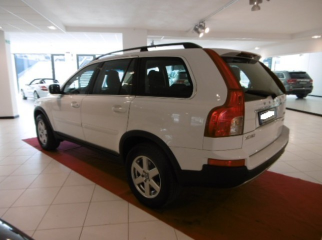 sold volvo xc90 d5 awd 2.4 d5 gear. - used cars for sale - autouncle