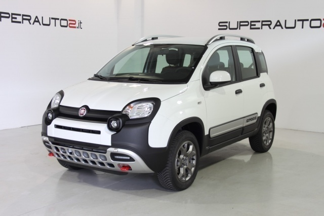 sold fiat panda cross 1 3mjt 95cv used cars for sale autouncle. Black Bedroom Furniture Sets. Home Design Ideas