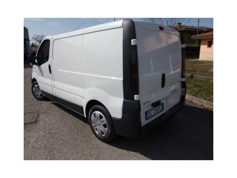sold opel vivaro 25 1 9 cdti 100 c used cars for sale autouncle. Black Bedroom Furniture Sets. Home Design Ideas