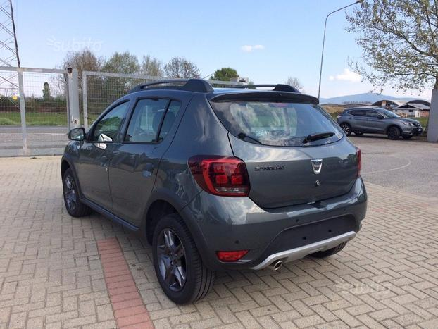 sold dacia sandero stepway 0 9 tce used cars for sale autouncle. Black Bedroom Furniture Sets. Home Design Ideas