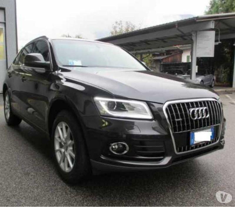 Sold Audi Q5 S-LINE 177 CV S-TRONI.