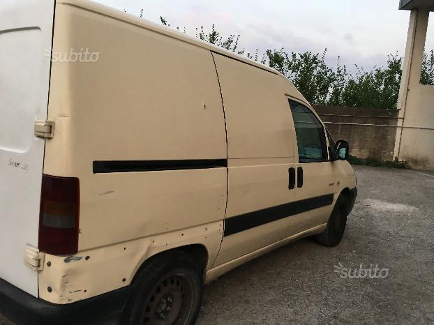 Sold fiat scudo 2005 2 0 hdi doppi used cars for sale - Auto usate porta portese ...