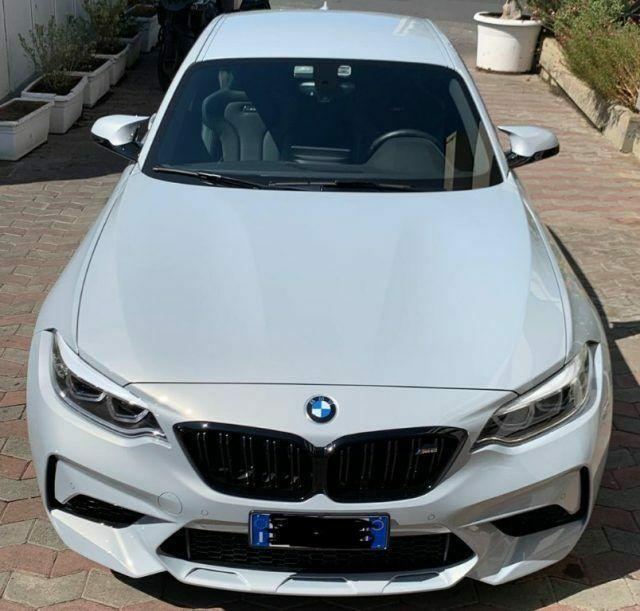 Usato 2019 BMW M2 3.0 Benzin 411 CV (61.900 €)