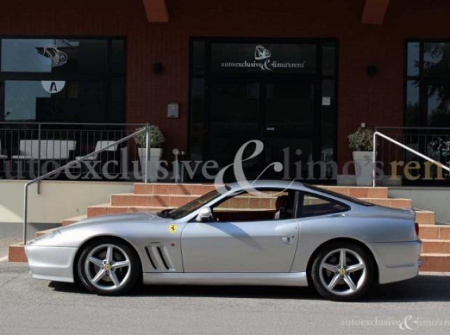 Sold Ferrari 575 M Maranello F1 Used Cars For Sale